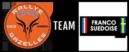 Rallye Team Franco-Suédoise Logo